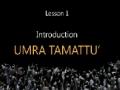 * Hajj Made Easy * Lesson 1 of 5 - Introduction to Hajj - English