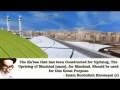 Sayings of Imam Khomeini (r) on Hajj -  English