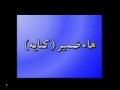 Tajweed Lesson 12 - Urdu
