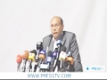 [11 Nov 2012] Tunisia hosts Intl Congress for Palestinian prisoners - English