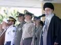 مراسم یگانهای نظامی خراسان شمالی Oct 2012- Rehbar in North Khurasan - Farsi
