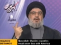 Sayyed Hassan Nasrallah - Speech on Gaza Situation - 15 November 2012 - English