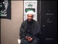 [03] Muharram 1434 - What is Love, Loving Ahlul Bayt - Sheikh Yusuf Husayn - English