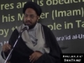[02] Muharram 1434 - KARBALA - Ahya-e-Sunnat-e-Nabavi (s) - Moulana Syed Taqi Raza Abedi - Urdu