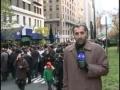عزاداری حسینی در نیویورک Azadari Imam Hussain (a.s) in New York - Farsi