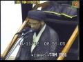 [01] Muharram 1434 - Marifat e Imam (A.S) - H.I Zaigham Rizvi - Urdu