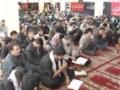 Bhayya Gharib Zainab  -  Marsiya by Brother Sibtain in Jamea Urwatul Wusqa  -  Urdu
