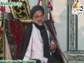 [05] Muharram1434 - Bandagi aur Karbala - H.I. Hasan Zafar Naqvi - Urdu