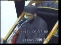 [8] Muharram 1434 - Marifat e Imam (A.S) - H.I Zaigham Rizvi - Urdu