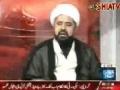 [Target Point] With H.I. Amin Shaheedi - DawnTv - 23 Nov 2012 - Urdu