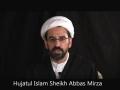** MUST LISTEN ** - Barzakh (Hereafter) - H.I Abbas Mirza - English