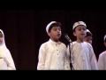Grade 2 Nasheed - Wali-ul-Asr School - Drama competition - English