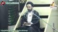 [03] منشورعزاداری Muharram1434 خمسہ مجالس H.I. Syed Sadiq Raza Taqvi - Urdu