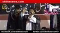 [Karachi Dharna] 15 December 2012 - Mulana Nazir Abbas Taqvi - We will block all sindh by tomorrow - Urdu
