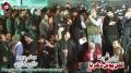 [کراچی دھرنا Day 2] Noha By Brother Hashim Raza - 15 December 2012 - Urdu