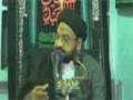 [02] Muharram 1434 A.H - Hazrat Muhammad (saws) - Uswa-e-Hasanah - Moulana Syed Taqi Raza Abedi - Urdu