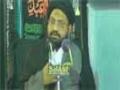 [05][Last] Muharram 1434 A.H - Hazrat Muhammad (saws) - Uswa-e-Hasanah - Moulana Syed Taqi Raza Abedi - Urdu
