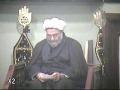 [02] Safar 1434 - دعا کا فلسفہ - Dua ka Falsafa - H.I. Hurr Shabbiri - Urdu