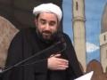 [01] Knowledge and Building the Spirit   Sh. Farrokh Sekaleshfar   Arbaeen 1434   English