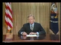 Jimmy Carter Statement - Confession of complete Failure - English