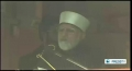 [15 Jan 2013] Tahir-ul-Qadri gathers crowd in front of Parliament to topple government - English