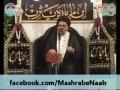 [CLIP] Iran mein Islami Inqelaab, Rahbar e Moazzam aur Allama Iqbal - Ustad Syed Jawad Naqvi - URDU