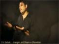 Sadaat Hain Pardais Hai - Shahid Baltistani Noha 2013 - Urdu