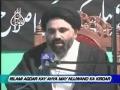 [06] Islami Aqdar Ke Ahya Mein Naujawan Ka Kirdar - Ustad Syed Jawad Naqavi - Urdu