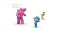 Kids Cartoon - Pocoyo - Ellys Shoes - English