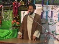 محفل میلاد صادقین علیہم السلام - H.I. Sadiq Taqvi - 30 Jan 2013 - Urdu