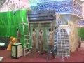جديد تبديل شباك ضريح الامام الحسين ع New Zareeh of Imam Hussain (a.s) shrine - All