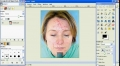 GIMP -  How to edit acne and blemishes - English