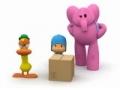 Kids Cartoon - Pocoyo - Whats in the Box - English