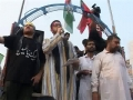 Al QUDS LANA - Tarana recited by Brother Sibtain in Al Quds Rally - Lahore