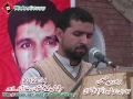 Tilawat by Brother Hussain - 17th Martyrdom Anniversary  Dr. Muhammad Ali Naqvi Shaheed - 4 March 2012 - Urdu