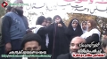 [12 Jan 2013] Lahore Dharna - Speech Khwahar Sakeena Mehdawi S.G MWM Womens - Urdu