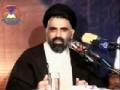 [06] Wahdat Paigam-e-Karbala - Ustad Syed Jawad Naqavi - Urdu