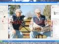 GIMP - On blending 2 images - English