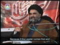 [CLIP] کربلا۶ے پاکستان کا حل Real Solution Karbala-e-Pakistan - Urdu sub English