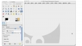 GIMP - How to Watermark Your Photos - English