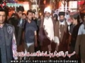 [6 March 2013] H.I. Raja Nasir Abbas Visited Blast site at Abbas Town Karachi - All Languages
