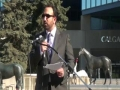 [Calgary – Protest Shia Genocide] Speech By Br. Ali Dogar - English