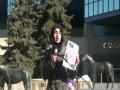[Calgary – Protest Shia Genocide] Speech By Sister Sumaira Ahmed - English