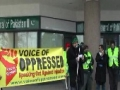Toronto Protest Shia and Sunni Killings in Pakistan - English