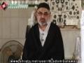 مجلس سویم Walida Shaheed-e Namoose Risalat Ali Raza Taqvi - H.I. Ali Murtaza Zaidi - 3 March 2013 - Urdu