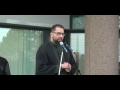 [Toronto Protest] Shia and Sunni Killings in Pakistan - Speech By Molana Asad Jaffri -  English