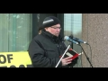 "[Toronto Protest] Shia and Sunni Killings in Pakistan Salam By Abbas Bhai ""TAIRA LASHA HAY..- Urdu"