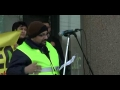 Toronto Protest Shia and Sunni Killings in Pakistan - Urdu