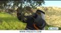 [12 Mar 2013] israeli settlers attacked a Palestinian farmer - English