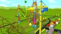 Learn about Shapes with Roller Coaster Adventure!  English